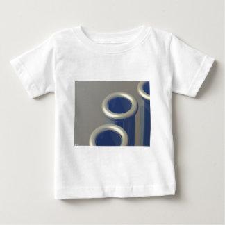 Three Tubes Baby T-Shirt
