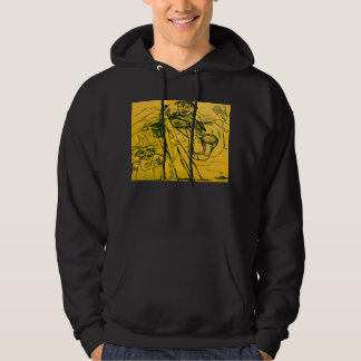 THREE TWISTED MUSICIANS HOODIE