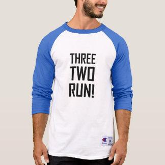 Three Two Run T-Shirt