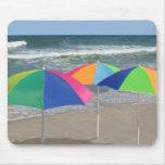 Three Umbrellas mousepad