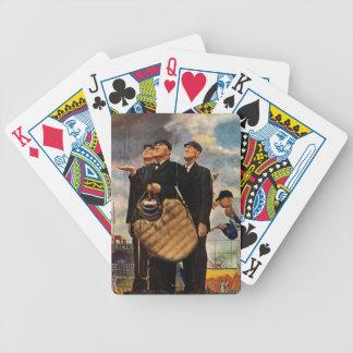 Three Umpires Card Deck