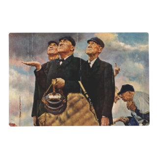 Three Umpires Placemat