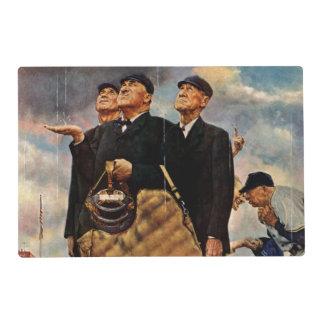 Three Umpires Placemat
