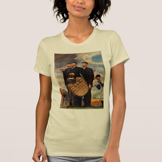 Three Umpires T-Shirt