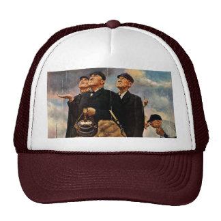 Three Umpires Trucker Hat