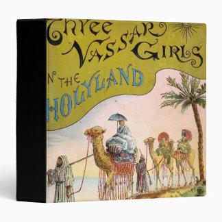 Three Vassar Girls in the Holyland Vinyl Binders
