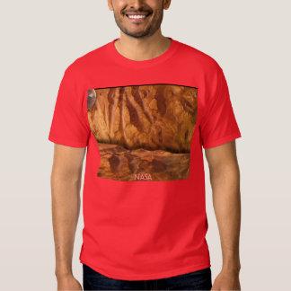 Three views of Mars., NASA T-Shirt