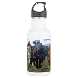Three Viking Scouts Water Bottle