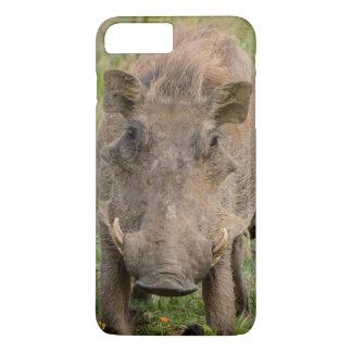 Three Warthog Piglets Suckle On Their Mother iPhone 8 Plus/7 Plus Case