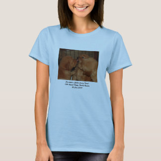 three way kiss T-Shirt