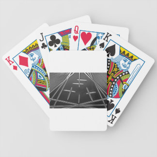 Three Ways Bicycle Playing Cards
