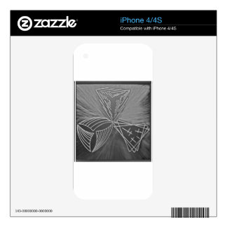 Three ways decals for iPhone 4S