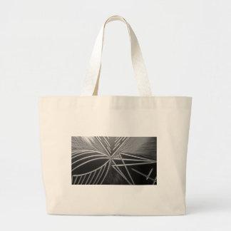 Three Ways Large Tote Bag