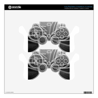 Three Ways Skins For PS3 Controllers