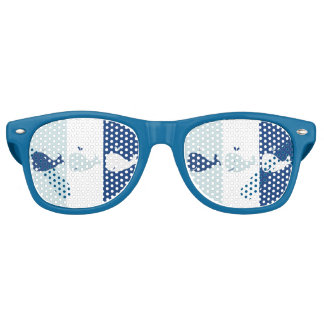 Three Whales Retro Sunglasses