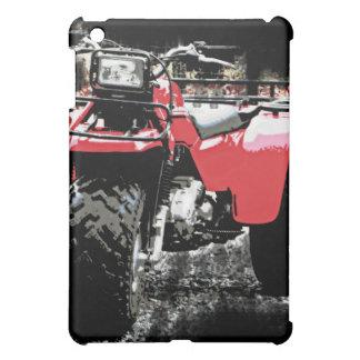 Three Wheeled ATC Red Trike Motorbike iPad Mini Case