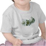 Three White Camelias Kids T-shirt