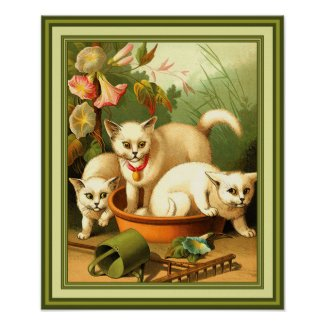 Vintage Pets – Gifts from Antique Animal Art: Dogs, Cats, Horses and More