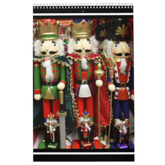 Three Wise Crackers - Nutcracker Soldiers Calendar