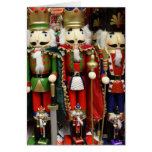 Three Wise Crackers - Nutcracker Soldiers Greeting Cards
