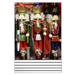 Three Wise Crackers - Nutcracker Soldiers Dry Erase Boards