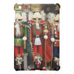 Three Wise Crackers - Nutcracker Soldiers iPad Mini Cover