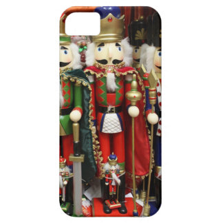 Three Wise Crackers - Nutcracker Soldiers iPhone SE/5/5s Case