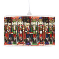 Three Wise Crackers - Nutcracker Soldiers Pendant Lamp