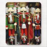 Three Wise Crackers - Nutcracker Soldiers Mouse Pads