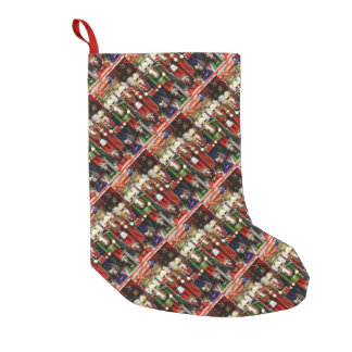 Three Wise Crackers - Nutcracker Soldiers Small Christmas Stocking