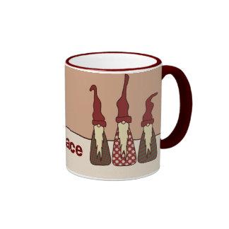 Three Wise Elves, mug