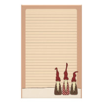 Three Wise Elves, stationery