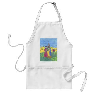 Three wise men adult apron