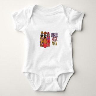 Three Wise Men Baby Bodysuit
