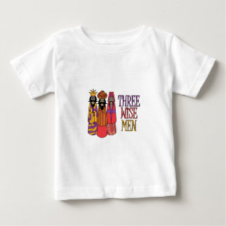 Three Wise Men Baby T-Shirt