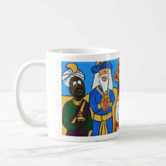 Three Wise Men by Joel Anderson Coffee Mug