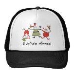 Three Wise Men Christmas Gifts Trucker Hat