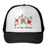 Three Wise Men Christmas Gifts Trucker Hats