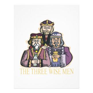 Three Wise Men Custom Flyer