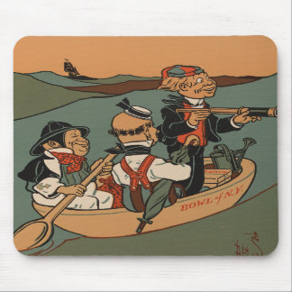 Three Wise Men from Gotham Mouse Pad
