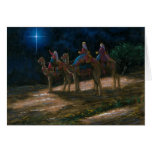 Three Wise Men Greeting Cards