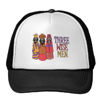 Three Wise Men Hats