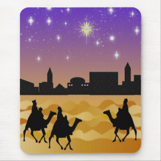 Three Wise men mouse pad