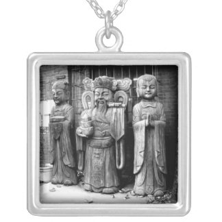 Three Wise Men Necklace