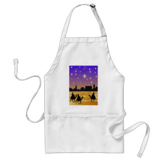 Three Wise men poster Aprons