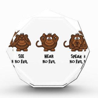 Three Wise Monkeys Awards