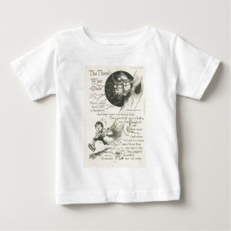 three wise old owls baby T-Shirt