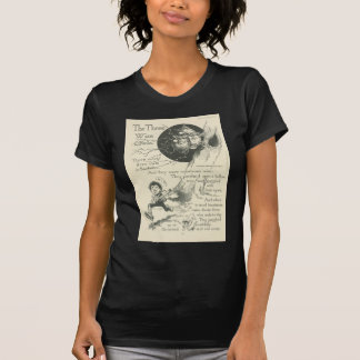 three wise old owls T-Shirt