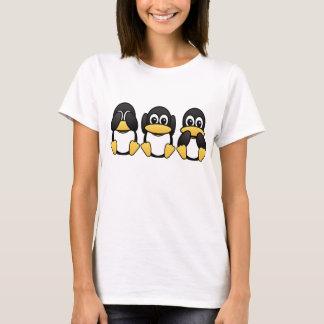 Three wise tuxes T-Shirt