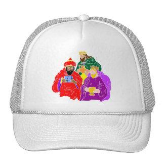Three wisemen Christian artwork Trucker Hat